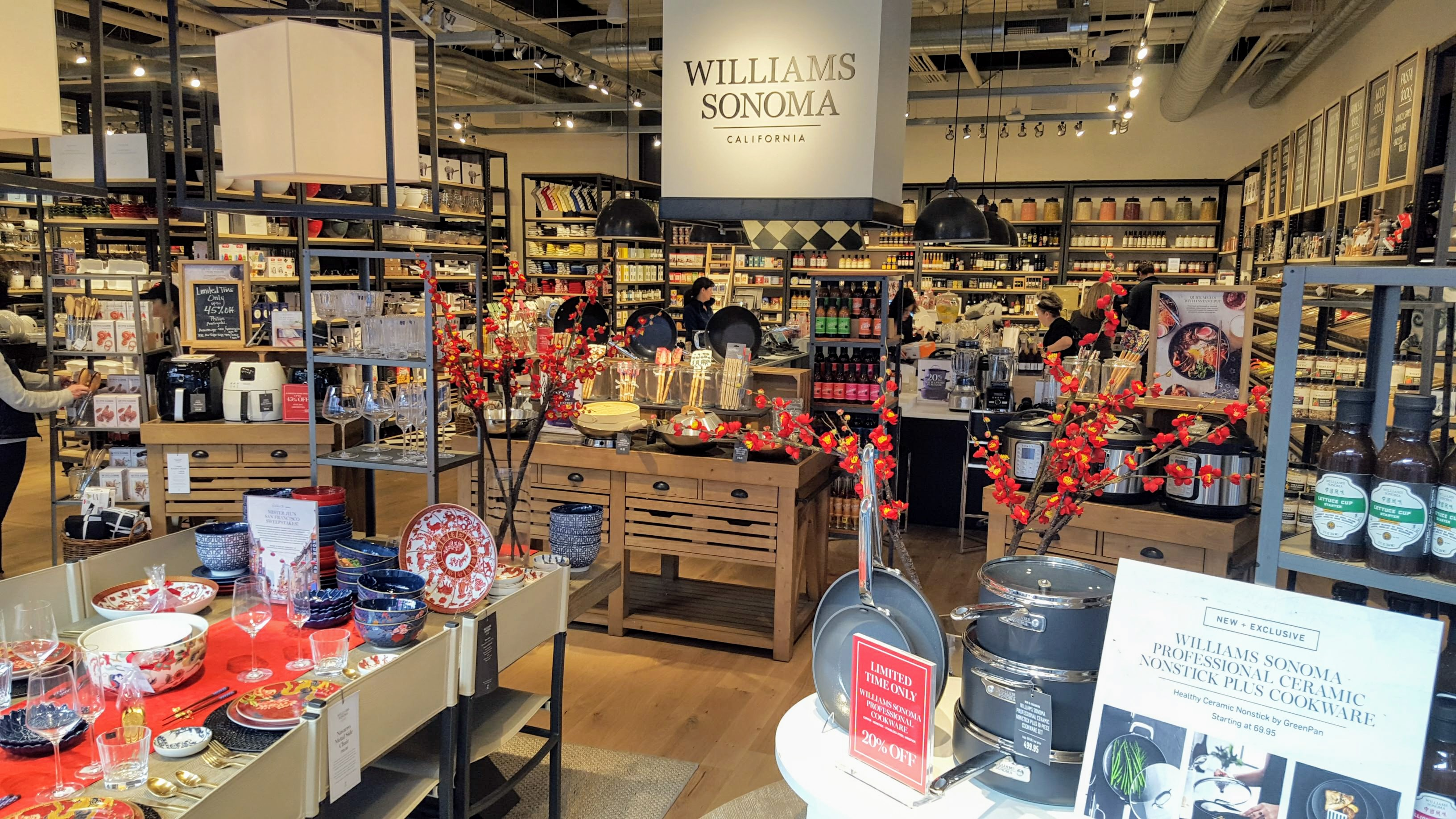 Williams-Sonoma, Bishop Ranch, Innovation
